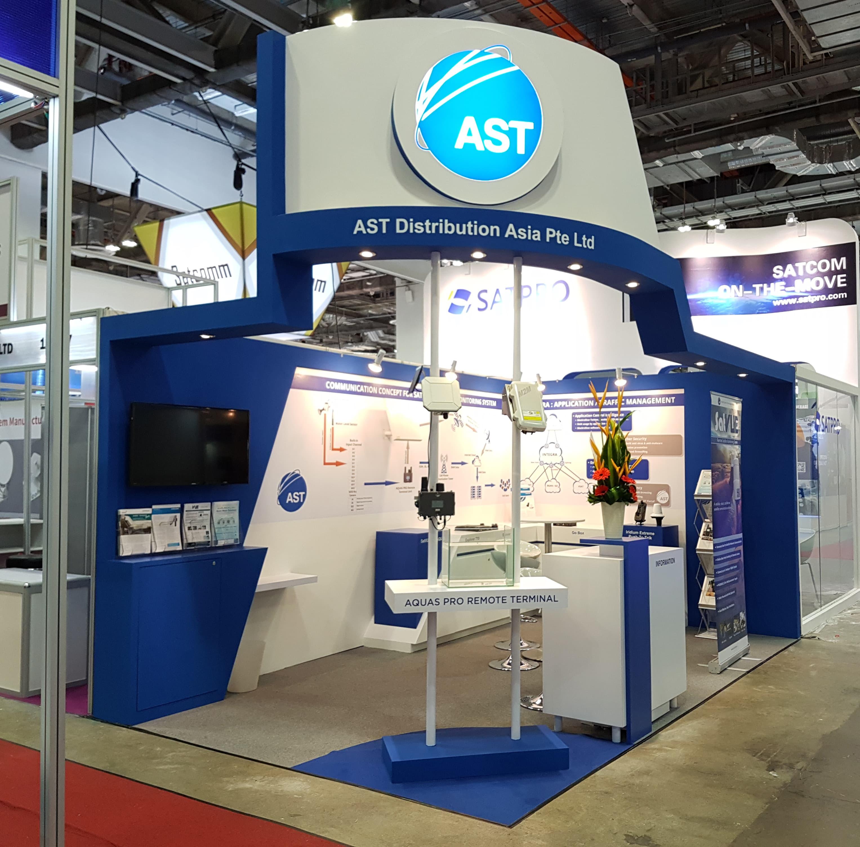 AST - CommunicAsia
